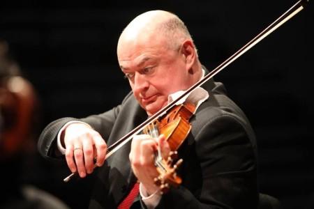 UA Symphony Orchestra with Violinist Ilya Kaler