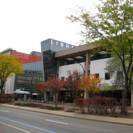 Akron-Summit County Public Library (Main)