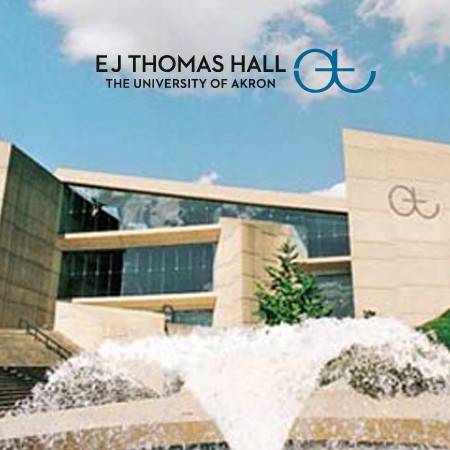 EJ Thomas Hall (UA Events) - The University of Akr...