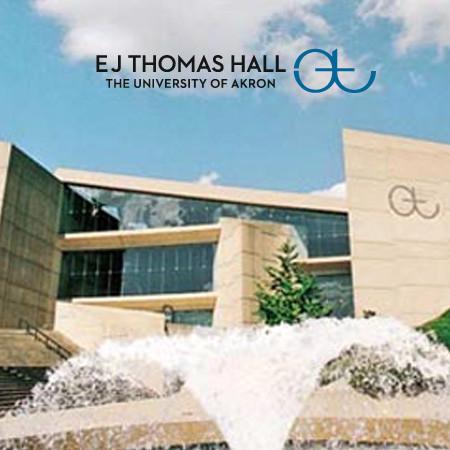 EJ Thomas Hall (UA Events) - The University of Akr...
