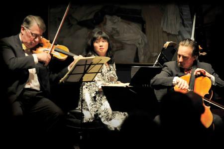 David Finckel, Philip Setzer and Wu Han - Tuesday Musical