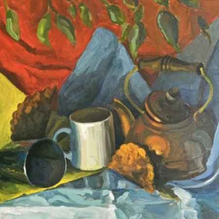 ACoT Fall Session: Painting Sessions with David A. Leas
