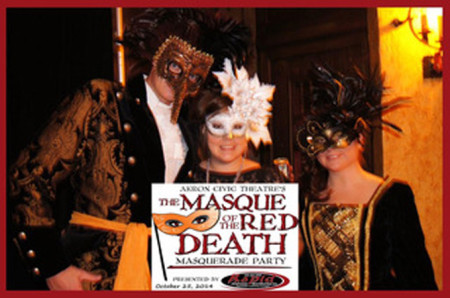 The Masque of the Red Death Masquerade Ball