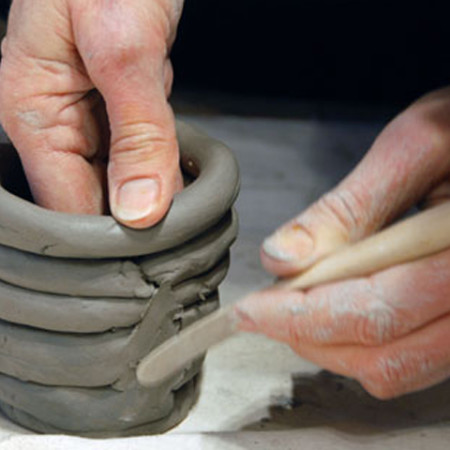 ACoT Fall Session: Adult Beginner Pottery Class