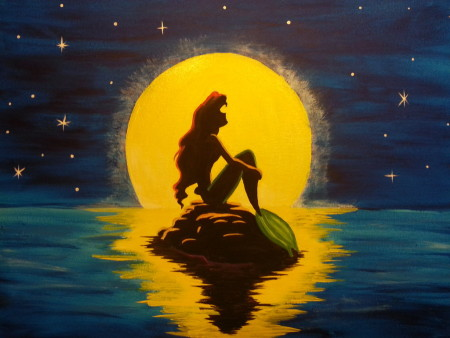 The Akron School for the Arts presents Disney's The Little Mermaid