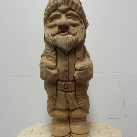 ACoT Fall Session: Woodcarving