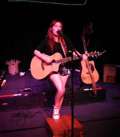Blue Rock Cafe's Mostly Acoustic Open Mic