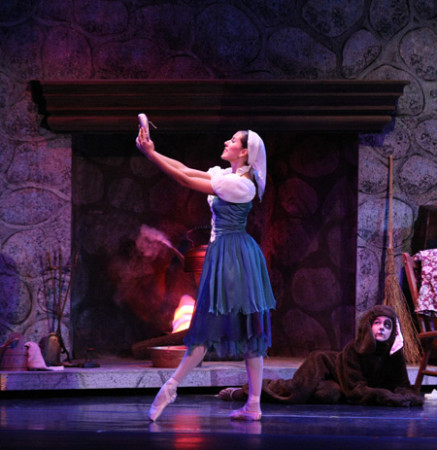 Cinderella presented by Ballet Theatre of Ohio