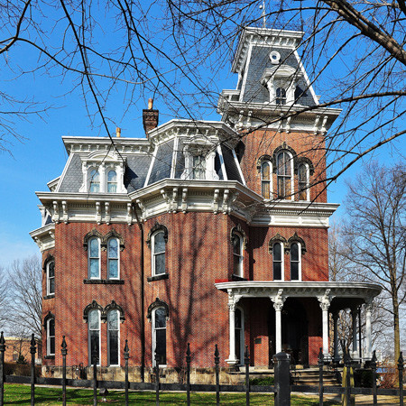 Hower House