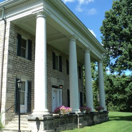 Perkins Stone Mansion and John Brown House Tours
