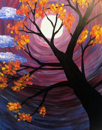 Exercise your Creative Spirit - Autumn Eve