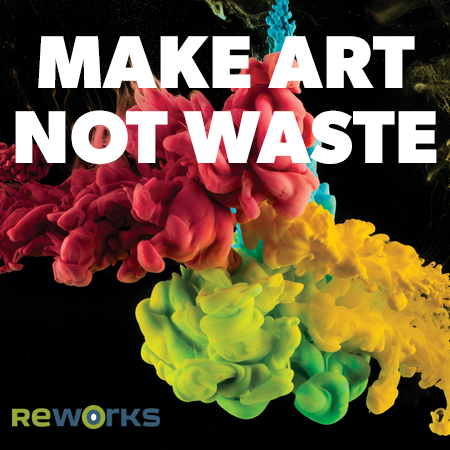 Make Art Not Waste