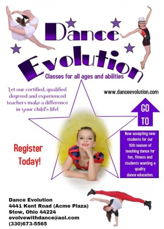 Dance Evolution