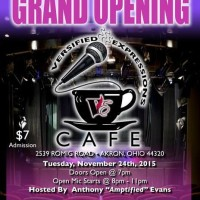 Soft Grand Opening of Versified Expressions