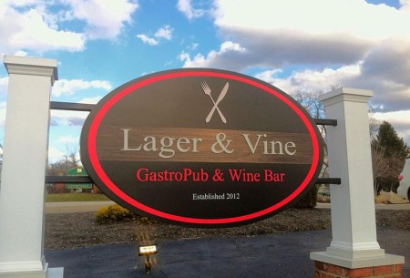Lager & Vine Gastropub & Wine Bar -Hudson Location