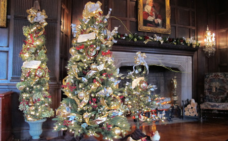 HOLIDAY TEA AT STAN HYWET FEATURES ACCLAIMED ORGANIST TODD WILSON