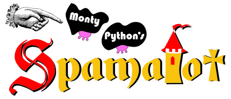 AUDITIONS: Monty Python's Spamalot at Weathervane