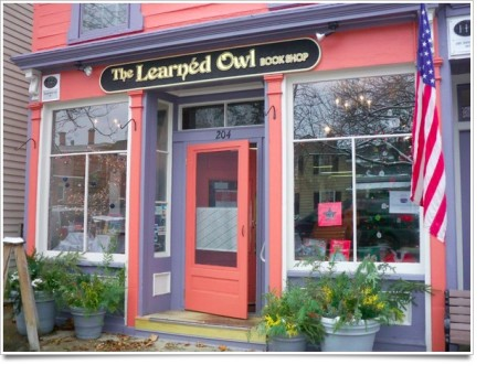 Learned Owl