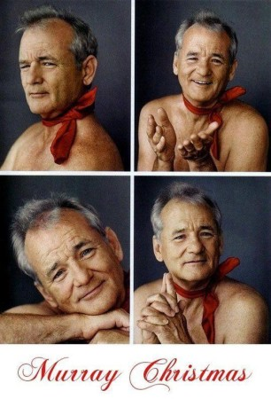 Have A Murray Xmas : A Bill Murray Portrait Painting pARTy