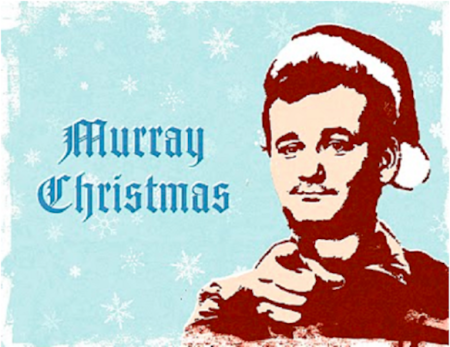 "7th Annual Crafty Mart Workshops: ""Have a Murray Xmas"" Painting Workshop"
