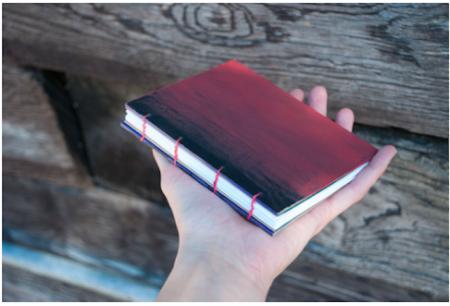 7th Annual Crafty Mart Workshops: Book Binding