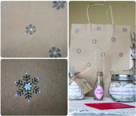 7th Annual Crafty Mart Workshops: Designing a Gift Bag