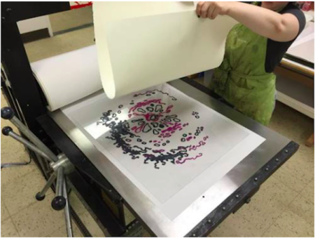 7th Annual Crafty Mart Workshops: Monotype and Relief Printing
