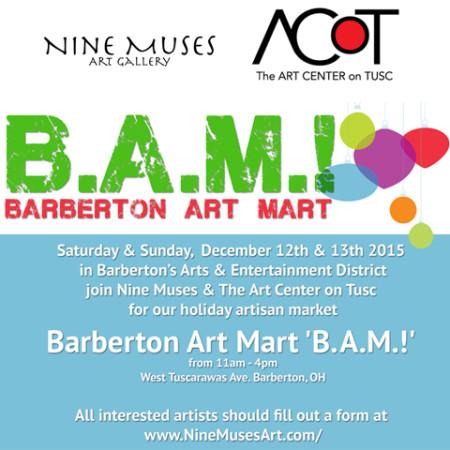 B.A.M.! - Barberton Art Mart - ACoT