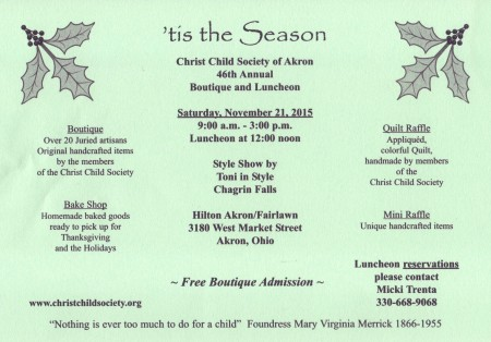 Boutique and Luncheon