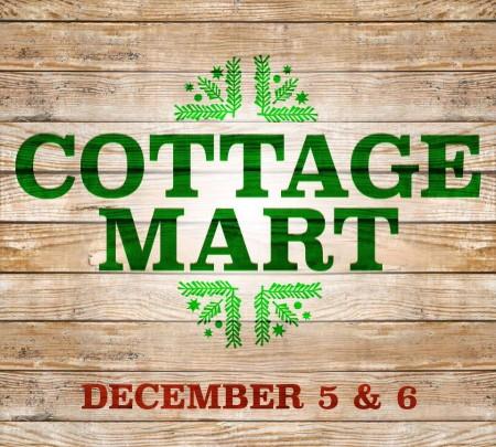 Crafty Mart presents Cottage Mart