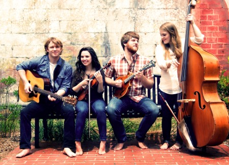 Cuyahoga Valley Heritage Concert Series: The Barefoot Movement