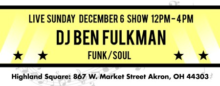 DJ Ben Fulkman