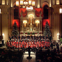 "Summit Choral Society's ""Christmas Candlelight Concerts"""
