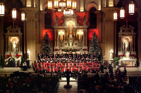 """Summit Choral Society's """"Christmas Candlelight Concerts"""""""