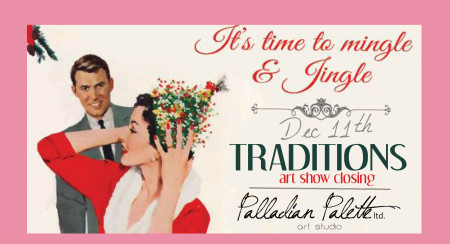 1st Annual Mingle and Jingle at Palladian Palette