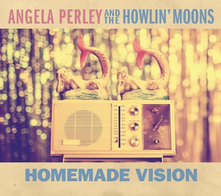 Angela Perley and the Howlin' Moons Album Release Show