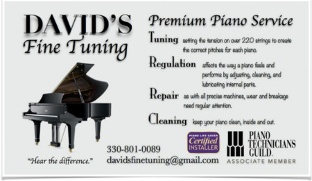 Piano Service - Call Today