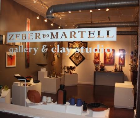 Zeber-Martell Gallery & Clay Studio