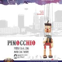 """Ballet Excel Ohio presents """"Pinocchio"""""""