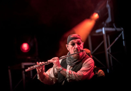 JETHRO TULL (The Story), written and performed by Ian Anderson