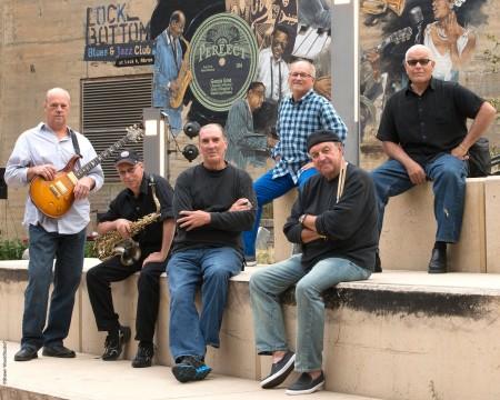 "Jazz @ the Civic presents ""The Stingers"""