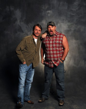 "RFD-TV Presents Jeff Foxworthy And Larry The Cable Guy's ""We've Been Thinking"" Tour"
