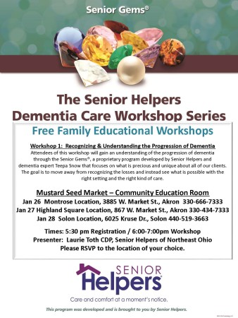 Recognizing and Understanding the Progression of Dementia