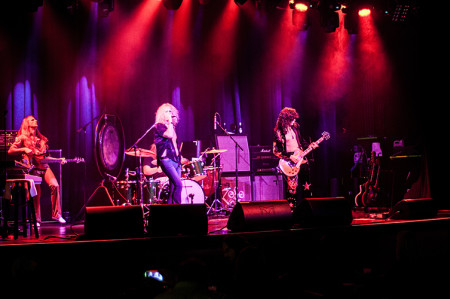 Zoso: The Ultimate Led Zeppelin Tribute Band sponsored by WONE