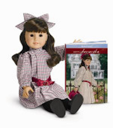 American Girl: Samantha's Tea Party