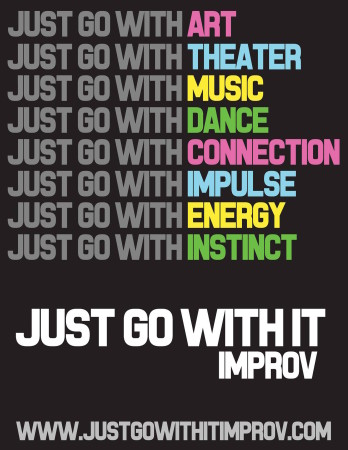 Just Go With It Improv at ACAMP