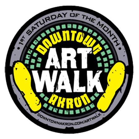 Downtown Akron Artwalk