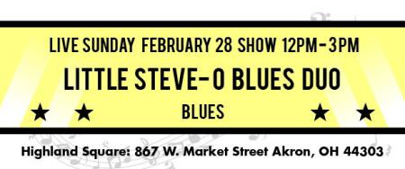 Little Steve-O Blues Duo