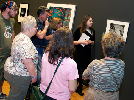 Second Saturday Curator Gallery Talks