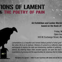 Stations of Lament: Hope & The Poetry of Pain